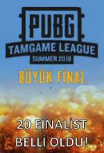 LG PUBG TGL Finalistleri Belli Oldu! Poster