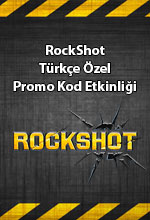 RockShot Türkçe Özel Poster