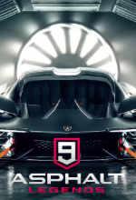 Asphalt 9: Legends'tan Lamborghini Deneyimi Poster