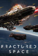 Fractured Space Poster