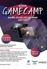 KÜGİM GameCamp Kayıtları Başladı! Poster