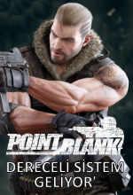 Point Blank'te Rekabet Artıyor! Poster