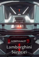 Asphalt 9: Legends'ın Lamborghini Sürprizi Poster