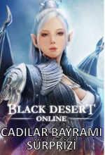 Black Desert Cadılar Bayramı Sürprizi Poster
