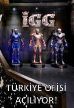 IGG Türkiye Ofisi Açılıyor! Poster