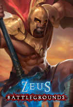 Zeus Battlegrounds Poster