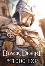 Black Desert'tan Çılgın EXP Etkinliği Poster