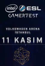 Intel ESL GamerFest Başlıyor! Poster