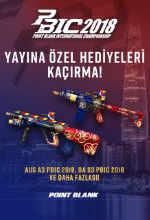PBIC 2018 Başlıyor! Poster
