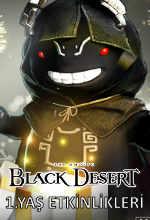 Black Desert Online 1.Yıl Etkinlikleri Poster