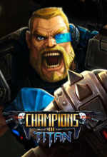 Champions of Titan Poster