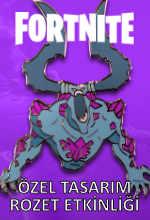 Fortnite Fırtına Kralı Etkinliği Poster