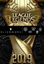 Alienware League of Legends Arenası'nda! Poster