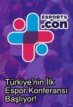 Türkiye'nin İlk Espor Konferansı Başlıyor! Poster
