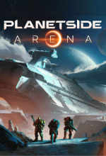 PlanetSide Arena Poster