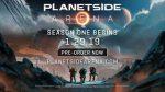 PlanetSide Arena Tanıtım Videosu