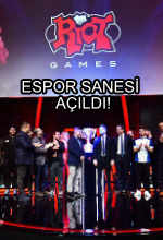 Riot Games Espor Sahnesi Açıldı! Poster