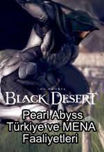 Black Desert Türkiye Faaliyetleri ve Yenilikler Poster
