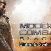 Modern Combat 5, Nintendo Switch'e Geliyor!