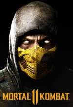 Mortal Kombat11 Poster