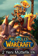 Kul Tiran ve Zandalari Sınıfı World of Warcraft'da! Poster