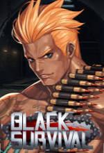 Black Survival Poster