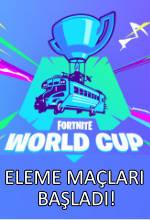 Fortnite World Cup Eleme Maçları Başladı! Poster