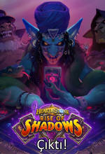 Hearthstone Rise of Shadows Çıktı! Poster