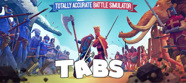 TABS Totally Accurate Battle Simulator
