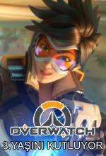 Overwatch'tan 3.Yaş Sürprizi Poster