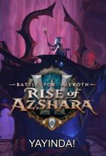 Yeni Macera Rise of Azshara Yayında! Poster