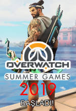 Overwatch 2019 Summer Games Başladı! Poster