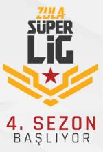 Zula Süper Lig 4. Sezon Başlıyor! Poster