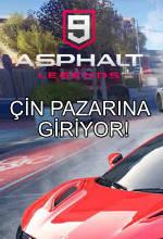 Asphalt 9: Legends Çin Pazarına Giriyor! Poster