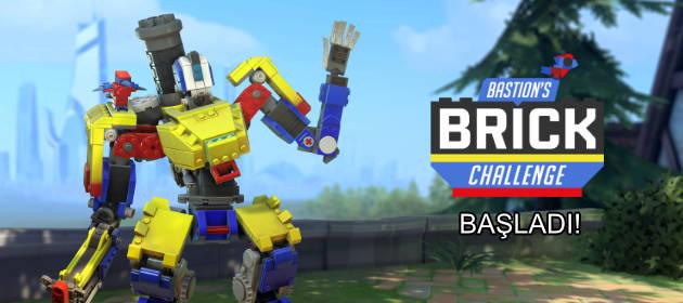 Overwatch Bastion's Brick Challenge Başladı!