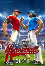 Ballistic Baseball Apple Arcade'de! Poster
