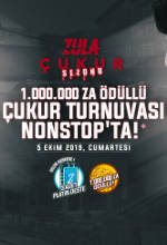 Zula'da Çukur Sezonu Hızlı Başladı! Poster