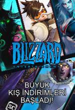 Blizzard Büyük Kış İndirimleri Başladı! Poster