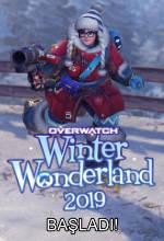 Overwatch'ta Kış Masalı Etkinliği Başladı! Poster