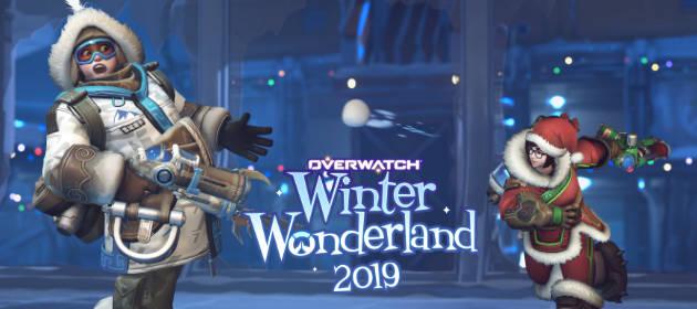 Overwatch'ta Kış Masalı Etkinliği Başladı!