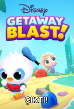 Disney Getaway Blast Diyarında Tatil Başladı! Poster