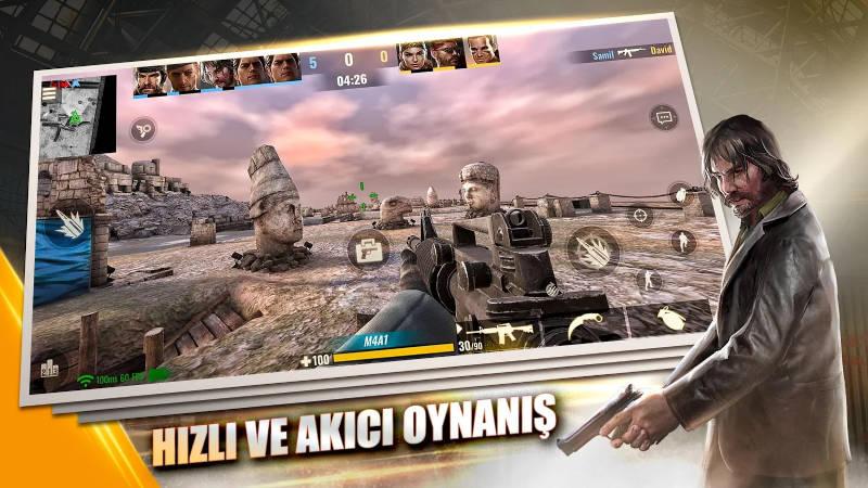 Zula Mobile Ekran Görüntüleri