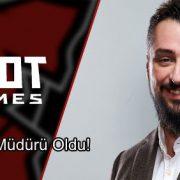 Riot Games Türkiye Ülke Müdürü Erdinç İyikul Oldu