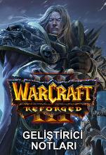 Warcraft III: Reforged Geliştirici Notları Poster