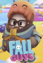 Fall Guys Poster