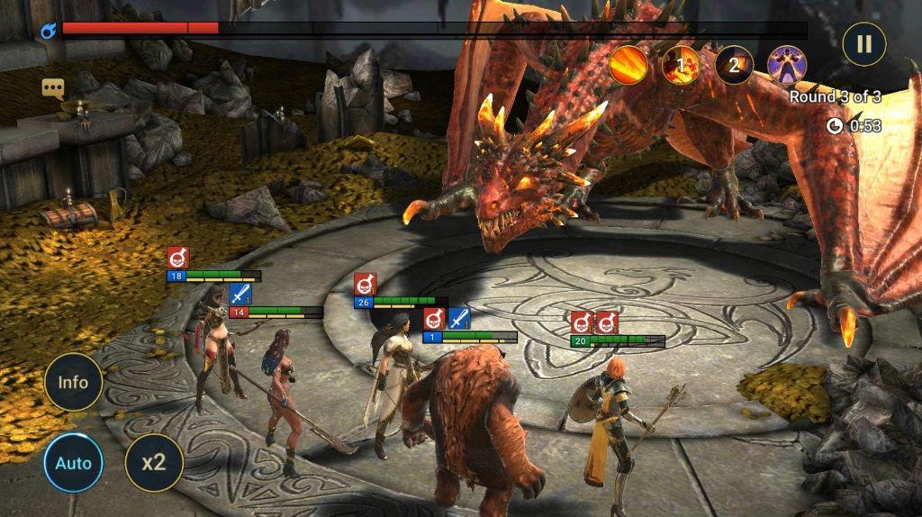 Raid: Shadow Legends Ekran Görüntüsü