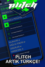 Plitch Artık Türkçe! Poster